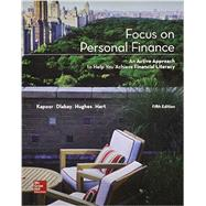 Focus on Personal Finance with Connect Access Card with LearnSmart by Kapoor, Jack; Dlabay, Les; Hughes, Robert J., 9781259407680