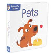 Peek-a-Boo Sliders: Pets by Choux, Nathalie; Silver Dolphin Books, Editors of, 9781626867680
