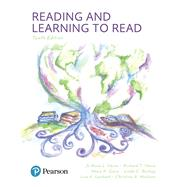 Reading & Learning to Read, with REVEL -- Access Card Package by Vacca, Jo Anne L.; Vacca, Richard T.; Gove, Mary K.; Burkey, Linda C.; Lenhart, Lisa A.; McKeon, Christine A., 9780134517681