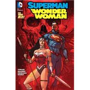 Superman/Wonder Woman Vol. 3: Casualties of War (The New 52) by TOMASI, PETERMAHNKE, DOUG, 9781401257682