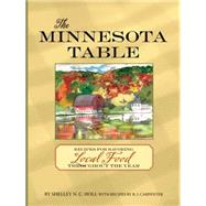 The Minnesota Table: Recipes for Savoring Local Food Throughout the Year by Holl, Shelley N. C.; Carpenter, B. J. (CON), 9780760347683