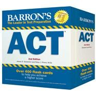 Barron's Act Flash Cards: 410 Flash Cards to Help You Achieve a Higher Score by Giovannini, James D.; Prince, Patsy J., 9780764167683