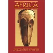 Africa by Falola, Toyin, 9780890897683