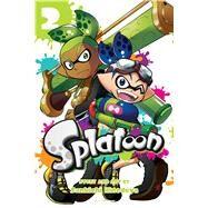 Splatoon 2 by Hinodeya, Sankichi, 9781421597683