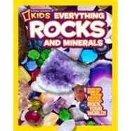 National Geographic Kids Everything Rocks and Minerals by TOMECEK, STEVE, 9781426307683