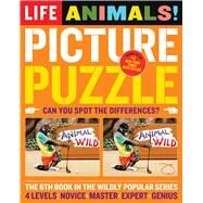 Life: Picture Puzzle Animals by Editors of Life, 9781603207683