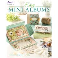 Easy Mini Albums by Crick, Diana, 9781573677684