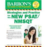 Barron's Strategies and Practice for the New PSAT/NMSQT by Stewart, Brian W., 9781438007687