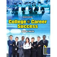College and Career Success by Fralick, Marsha, 9781465287687