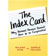 The Index Card by Olen, Helaine; Pollack, Harold, 9781591847687