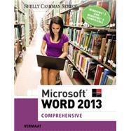 Microsoft® Word 2013 by Vermaat, 9781285167688