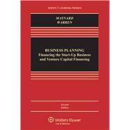 Business Planning by Maynard, Therese H.; Warren, Dana M., 9781454837688