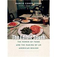 The Edible South by Ferris, Marcie Cohen, 9781469617688