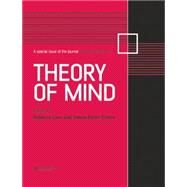 Theory of Mind: A Special Issue of Social Neuroscience by Saxe,Rebecca, 9781138877689