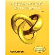 Student Study and Solutions Manual for Larson's Precalculus with Limits