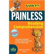 Painless Reading Comprehension by Jones Darolyn, 9781438007694