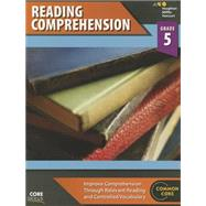Core Skills Reading Comprehension, Grade 5 by Houghton Mifflin Harcourt Publishing Company, 9780544267695