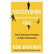 Succeeding When You're Supposed to Fail by BRAFMAN, ROM, 9780307887696