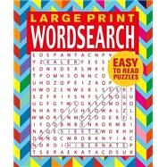 Best Ever Large Print Wordsearch by Arcturus Publishing, 9781784047696