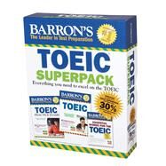 Barron's Toeic Superpack by Lougheed, Lin, 9781438077697