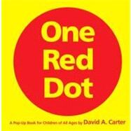 One Red Dot One Red Dot by Carter, David  A., 9780689877698