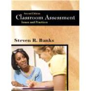 Classroom Assessment by Banks, Steven R., 9781577667698
