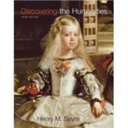 Discovering the Humanities by Sayre, Henry M., 9780133877700