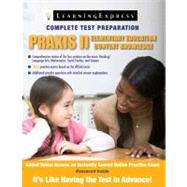 Praxis Ii: Elementary Education Content Knowledge by Learning Express Llc (Ed), 9781576857700