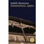 Sommerhaus Spater by Judith Hermann, 9783596147700