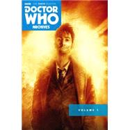 Doctor Who 1 by Russell, Gary; Roche, Nick; Beroy, Jose Maria; Martino, Stefano; Pierfederici, Mirco, 9781782767701