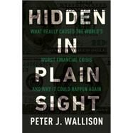 Hidden in Plain Sight by Wallison, Peter J., 9781594037702