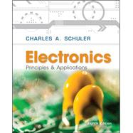 Electronics Principles and Applications with Student Data CD-Rom by Schuler, Charles, 9780077567705