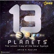 13 Planets : The Latest View of the Solar System