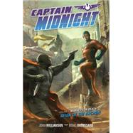 Captain Midnight 6 by Williamson, Joshua; Broussard, Michael, 9781616557706