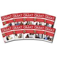 Manhattan GMAT Complete Strategy Guide Set, 5th Edition by Manhattan GMAT, -, 9781935707707