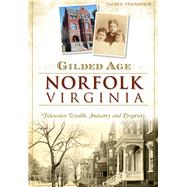 Gilded Age Norfolk, Virginia: Tidewater Wealth, Industry and Propriety by Spainhour, Jaclyn, 9781467117708