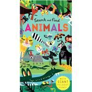 Search and Find: Animals by Solis, Fermin; Walden, Libby, 9781626867710