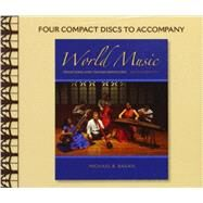 CD Set for World Music: Traditions and Transformations by Bakan, Michael, 9780077337711