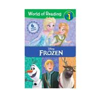 World of Reading Frozen Boxed Set by Disney Book Group; Disney Book Group, 9781484737712