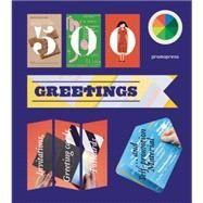 500 Greetings by Serrats, Marta, 9788415967712