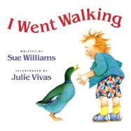 I Went Walking by Williams, Sue, 9780152007713