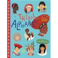 Tribal Alphabet by Pearson, Claudia, 9781884167713