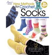 New Methods for Crochet Socks by Strong, Rohn, 9781573677714
