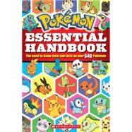 Pokemon: Essential Handbook by Scholastic, Inc; Silvestri, Cris, 9780545427715
