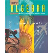 Algebra : Explore, Communicate, and Apply 1997 sale off 2016