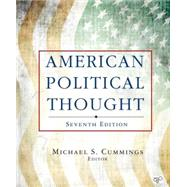 American Political Thought by Cummings, Michael S., 9781483307718