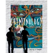 Criminology, 7th Edition by Siegel, 9781337557719
