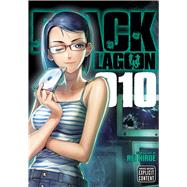 Black Lagoon 10 by Hiroe, Rei, 9781421577722