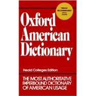 Oxford Amern Dict by Ehrlich Eugene, 9780380607723
