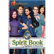 Disney Descendants: Auradon Prep Spirit Book by Scheppmann, Andrew, 9780794437725